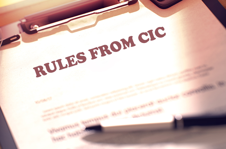 RULES-FROM-CIC