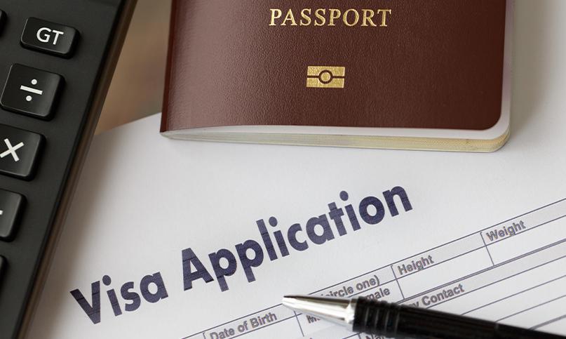 temp visa